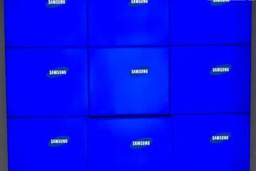 Màn hình LCD ghép 46 inch