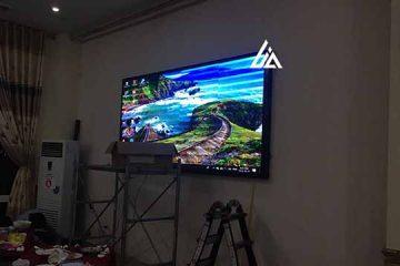 Màn hình LED P2.5 nhà riêng Hà Giang