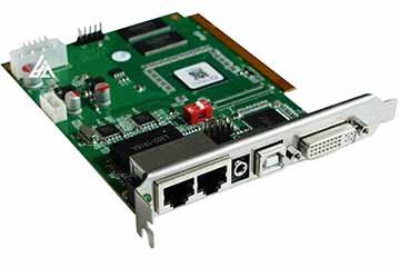 Card phát Linsn TS802D