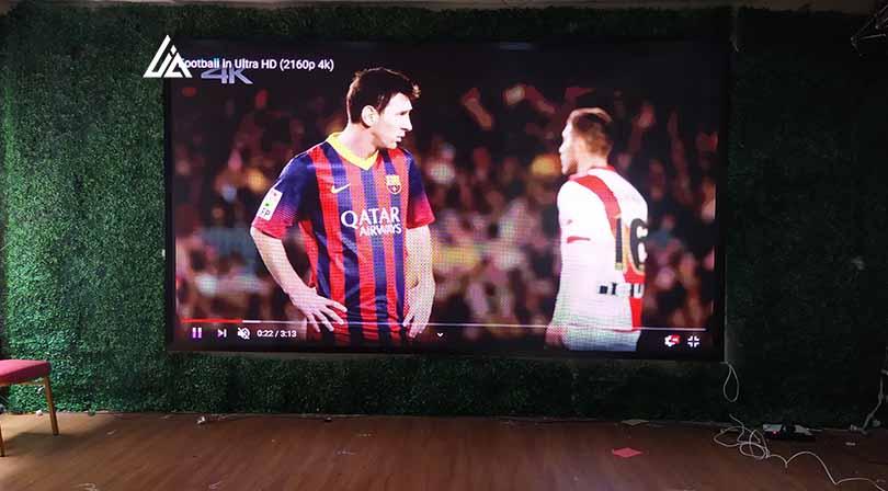Màn hình LED P3 nhà hàng Toàn Trung Sơn La