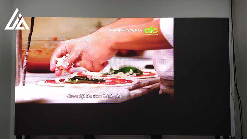 màn hình LED P3 nhà riêng Nguyên Hồng Hà Nội